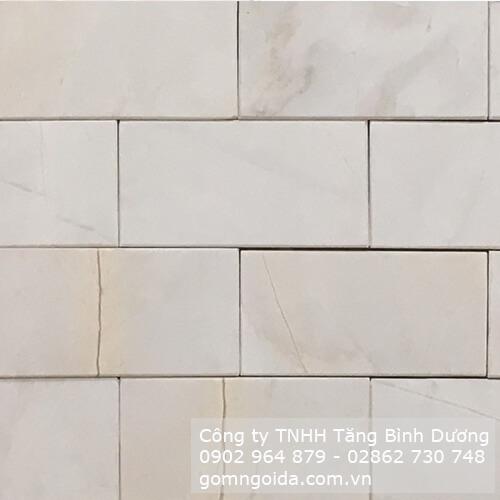 Đá mài bóng trắng sữa 10x20 (7.5x22, 15x30)