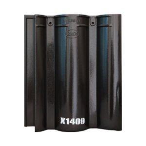 Ngói Màu Mỹ Xuân Đen X1409