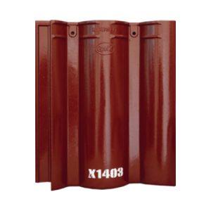 Ngói Màu Mỹ Xuân Socola X1403