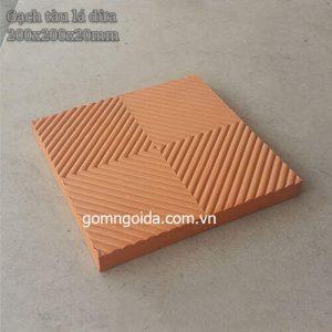 Gạch Tàu Lá Dừa Đồng Nai (20×20, 30×30)