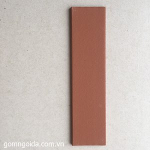 Gạch Thẻ 6×24 Hạ Long Màu đỏ Nhạt