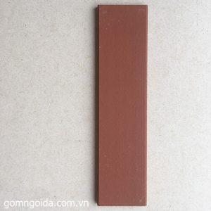 Gạch Thẻ 6×24 Hạ Long Màu đỏ đậm
