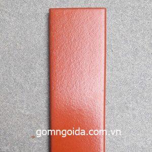 Gạch Thẻ 6×24 Tráng Men đỏ Đất Việt