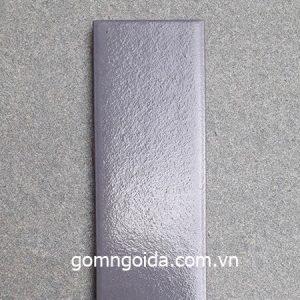 Gạch Thẻ 6×24 Tráng Men Xám Ghi Đất Việt