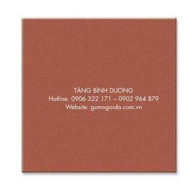 Gạch lát Đất Việt màu đỏ