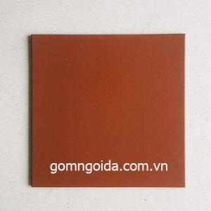 Gạch Lát Đất Việt Tráng Men đỏ (40×40)